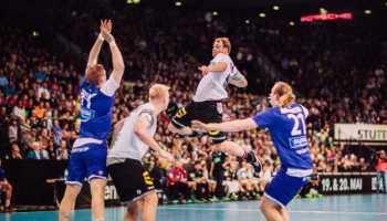 Handball EM 2018 - Paul Drux - Deutschland - DHB - bad boys - Foto: #nähergehtnicht
