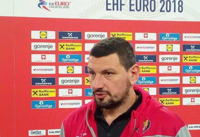 Arpad Sterbik - Spanien - Handball EM 2018 Kroatien - Vardar Skopje - Handball EHF Champions League - Foto: SPORT4FINAL