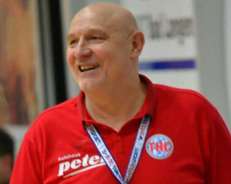 Herbert Müller - Thüringer HC - Handball Bundesliga - EHF Champions League - Foto: Hans-Joachim Steinbach