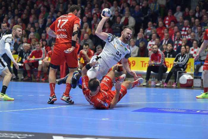 MT Melsungen vs. SC DHfK Leipzig - Handball Bundesliga - Foto: Rainer Justen
