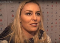 Olympia PyeongChang 2018 - Lindsey Vonn - USA-Skirennläuferin - Quelle / Copyright: DOSB / SID Marketing