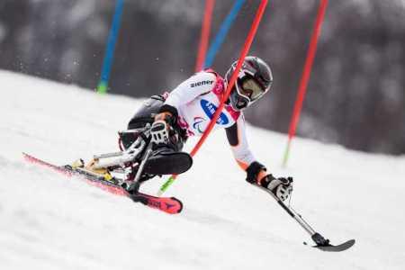 Paralympics PyeongChang - Anna-Lena Forster - Foto: Oliver Kremer / DBS
