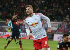 Fußball Bundesliga, RasenBallsport Leipzig vs. FC Bayern München - Timo Werner (RB Leipzig) - Foto: GEPA pictures/Sven Sonntag