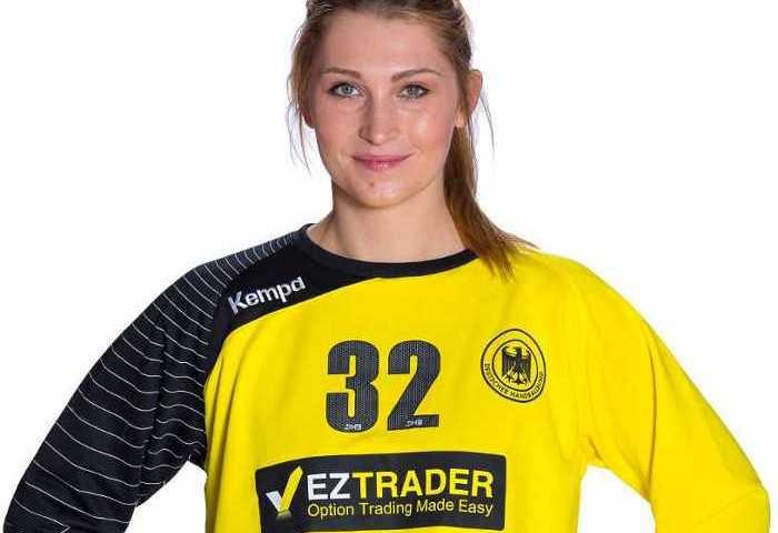 Ann-Cathrin Giegerich - DHB - Deutschland - Foto: Sascha Klahn/DHB