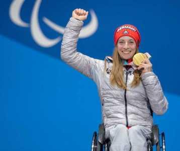 Paralympics PyeongChang - Anna Schaffelhuber - Foto: Oliver Kremer / DBS
