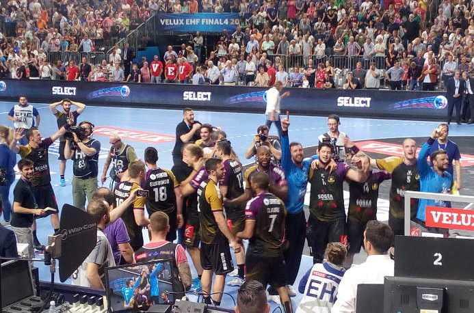 HBC Nantes - Handball Champions League EHF Final4 - Halbfinale - Paris Saint-Germain - Foto: SPORT4FINAL