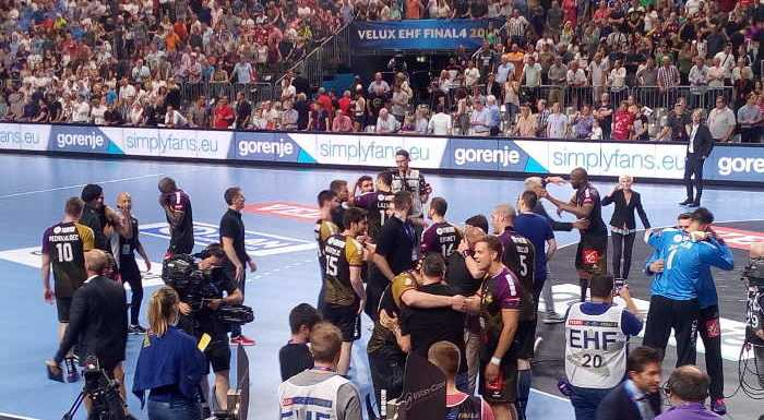 HBC Nantes VELUX EHF Final4 - Dominik Klein - Handball Champions League - Halbfinale gegen Paris Saint-Germain - Foto: SPORT4FINAL