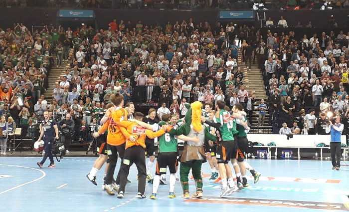 TSV Hannover-Burgdorf - Handball DHB Pokal REWE Final Four Halbfinale gegen HSG Wetzlar - Foto: SPORT4FINAL