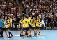 Rhein-Neckar Löwen - Handball DHB Pokal REWE Final Four 2018 - Halbfinale gegen SC Magdeburg - Foto: SPORT4FINAL