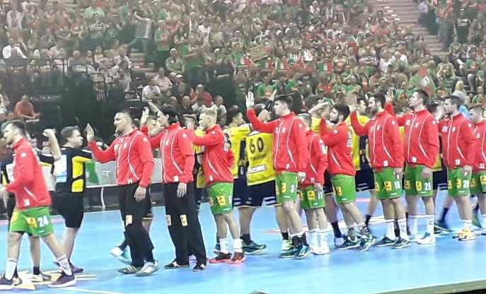 SC Magdeburg vs. Rhein-Neckar Löwen - Halbfinale Handball DHB Pokal REWE Final Four 2018 - Foto: SPORT4FINAL