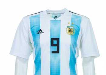 Fußball WM 2018: Argentinien Shirt – Quelle: FIFA