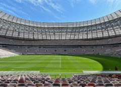 Fußball WM 2018 Russland: Moskau Luzhniki Stadion - FIFA Fußball Weltmeisterschaft - World Cup - FIFA World Cup - Foto: FIFA