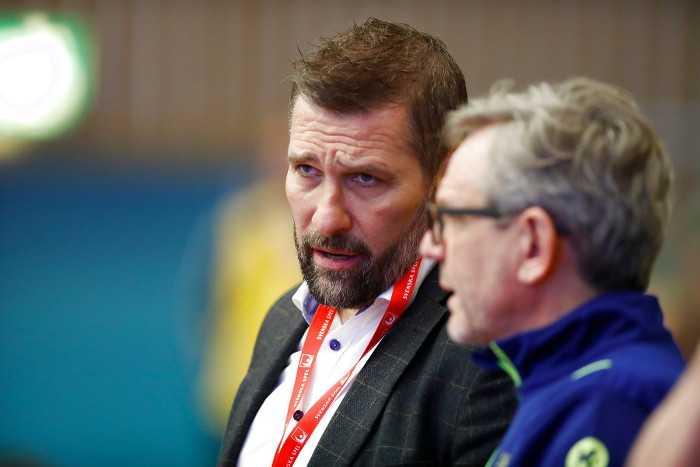 Stefan Lövgren (li.) - Foto: Viktor Ljungström
