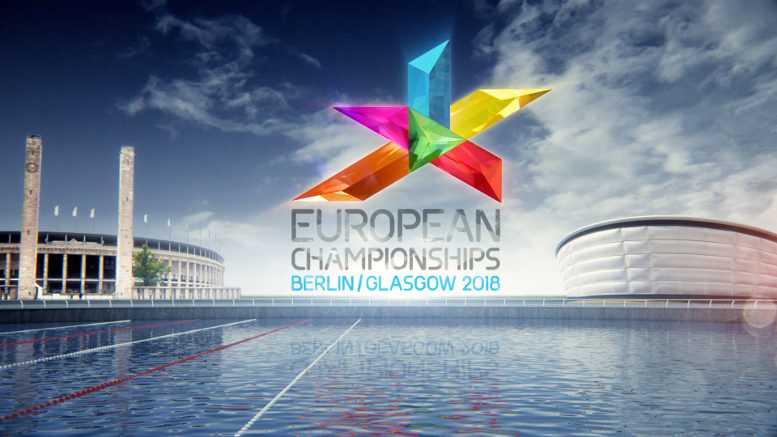 European Championships Logo - Quelle: obs/European Championships 2018/European Broadcast Union
