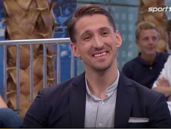 Fußball WM 2018 Russland: Rene Adler bei Sport1 - Copyright: SPORT1