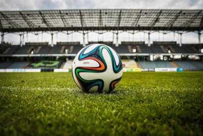 Fußball Stadion - https://www.pexels.com/photo/