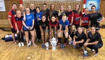 Thüringer HC - Handball Porzellan Cup Sieger 2018 - Foto: Falk Freytag