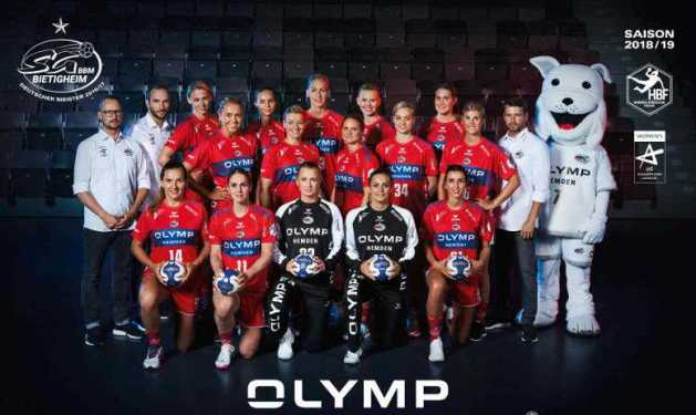 SG BBM Bietigheim - Saison 2018-2019 - Handball Bundesliga - EHF Champions League - EHF Cup - Foto: SG BBM Bietigheim
