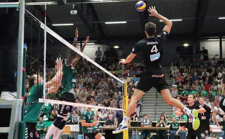 BR Volleys vs. Giesen - Foto: BR Volleys