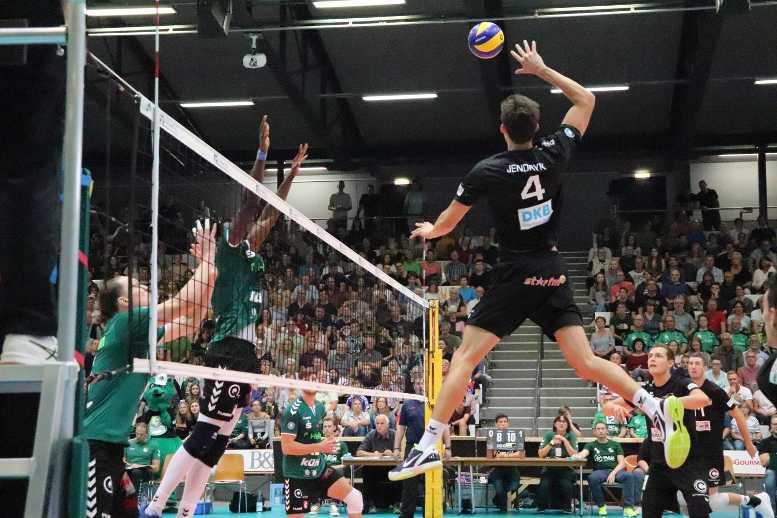 BR Volleys vs. Giesen - Foto: BR Volleys