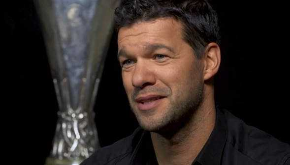 Michael Ballack - CNN Interview - Foto: CNN International