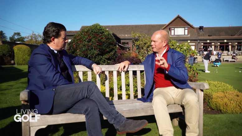 Living Golf Ryder Cup - Interview mit Ryder Cup-Verantwortlichen Guy Kinnings - Foto: CNN International