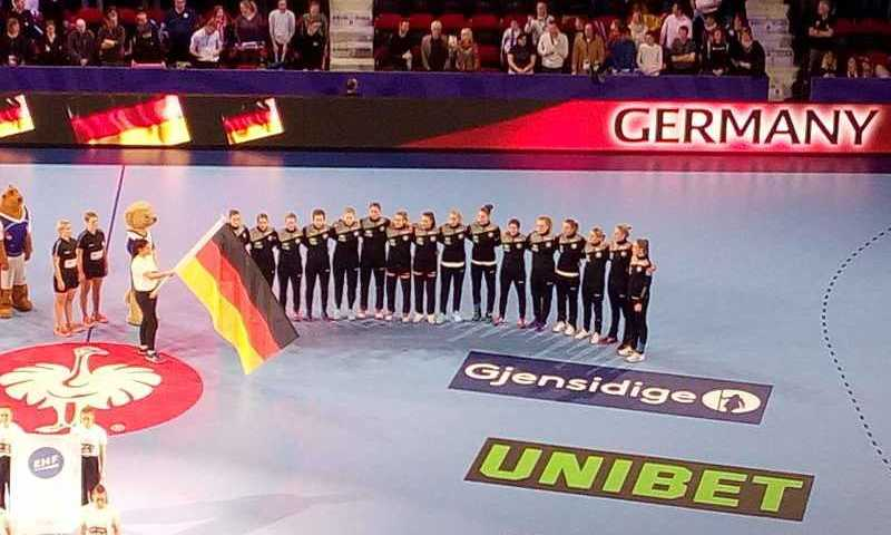 Handball EM 2018 - Deutschland vs. Spanien - Nancy am 7. Dezember 2018 - Foto: SPORT4FINAL