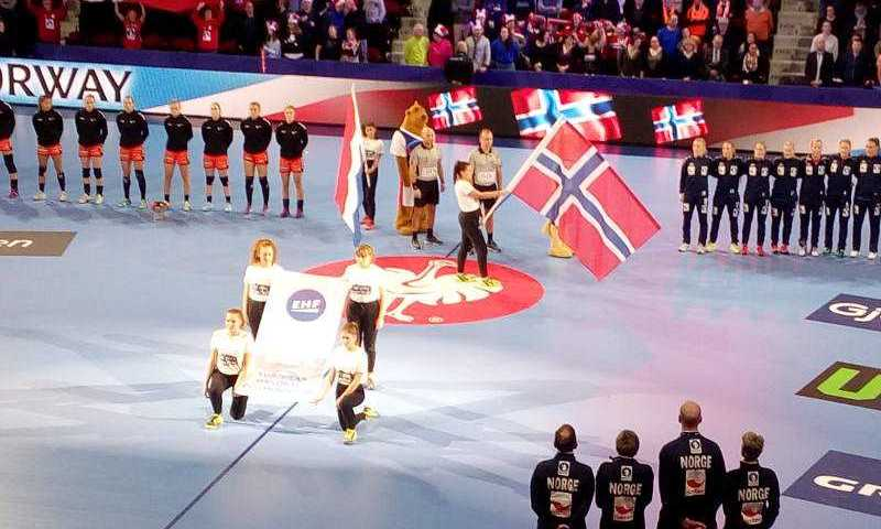 Handball EM 2018 - Norwegen vs. Niederlande - Nancy am 11.12.2018 -Foto: SPORT4FINAL