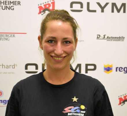 Anja Hoekstra - Foto: SG BBM Bietigheim
