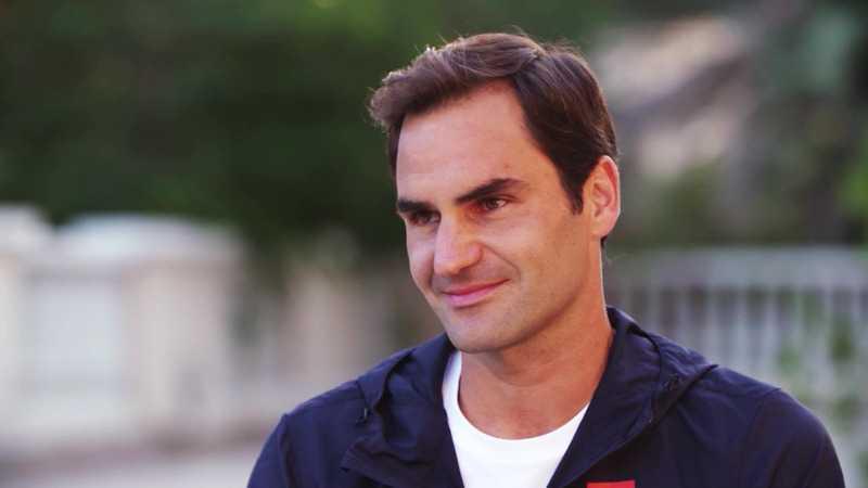 CNN World Sport - Roger Federer - Quelle: CNN Sport