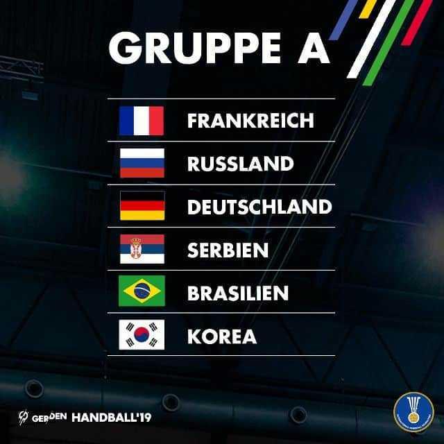 Handball U21 Wm 2021 Spanien Spielplan