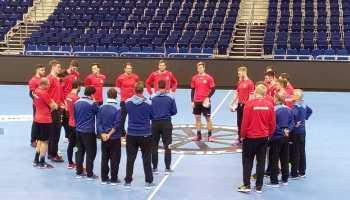 Handball WM 2019 - Deutschland im Training in Berlin - Foto: SPORT4FINAL