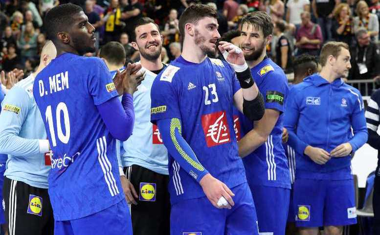 Handball WM 2019 Frankreich vs. Spanien - Copyright: FFHandball / S. Pillaud