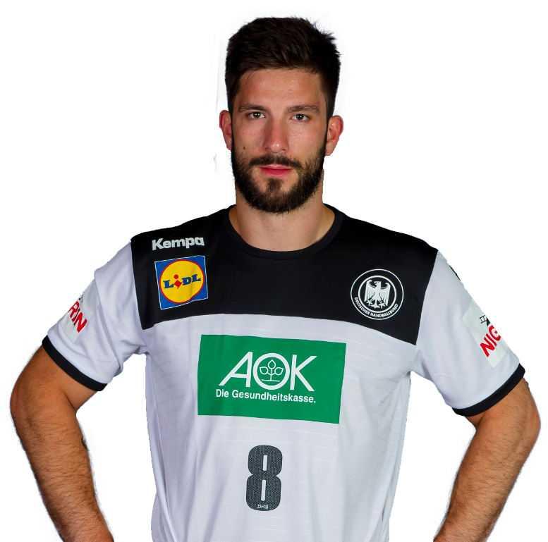 Handball WM 2019 - Tim Suton - Deutschland - Foto: Sascha Klahn/DHB