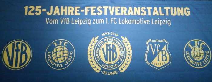 """125 Jahre VfB Leipzig - Ausstellungseröffnung """"125 Jahre VfB Leipzig - Von den Sportbrüdern bis zum 1. FC Lok"""" am 29. März 2019 im Stadtgeschichtlichen Museum Leipzig - Foto: SPORT4FINAL"""