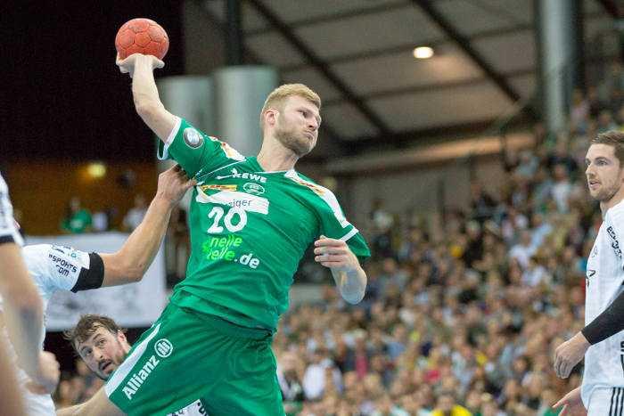 Philipp Weber - SC DHfK Leipzig - Foto: Karsten Mann