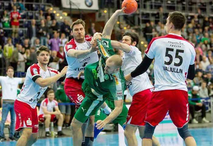 Maximilian Janke - SC DHfK Leipzig - Foto: Karsten Mann