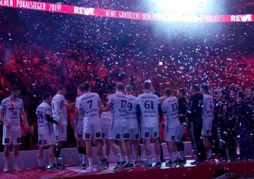 THW Kiel - REWE Final Four Sieger 2019 - Foto: SPORT4FINAL