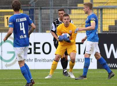 Alexander Sebald FC Hansa Rostock