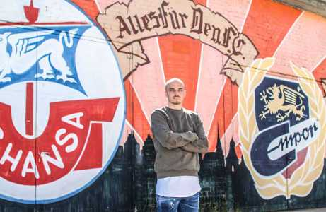 FC Hansa Rostock verpflichtete Korbinian Vollmann - Foto: F.C. Hansa Rostock