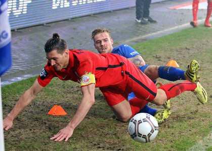 FC Hansa Rostock Nils Butzen Michael Gardawski