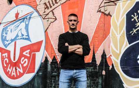 FC Hansa Rostock verpflichtete Frederik Lach