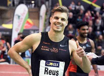 Julian Reus - Leichtathletik - GLS - Foto: Gladys Chai von der Laage