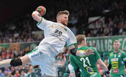 Maciej Gebala - SC DHfK Leipzig