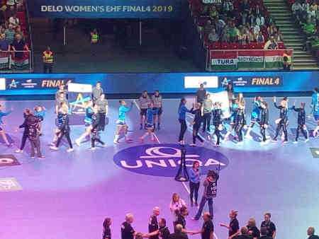 Handball EHF Final4 - Bronze - Metz Handball vs. Vipers Kristiansand - Foto: SPORT4FINAL