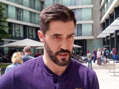 Raul Entrerrios - FC Barcelona - VELUX EHF FINAL4 - Foto: SPORT4FINAL