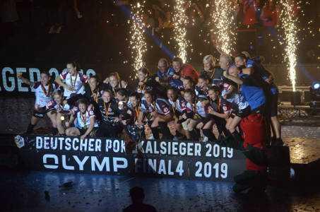 Thüringer HC DHB Pokal Sieger 2019