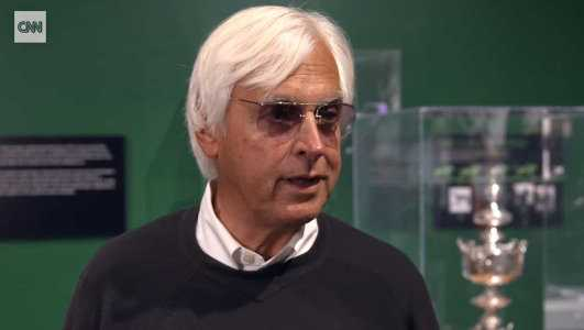 Bob Baffert - CNN Winning Post - Copyright: Winning Post / CNN International