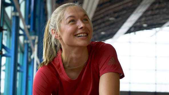 Gina Lückenkemper - Leichtathletik - Copyright: Viconpilot