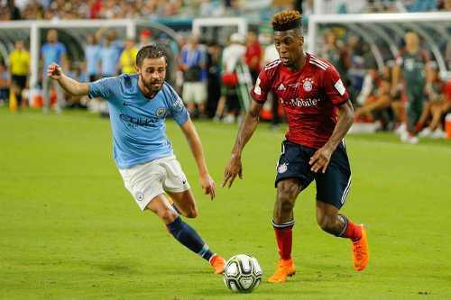 Klingsley Coman - FC Bayern München - Foto: GettyImages